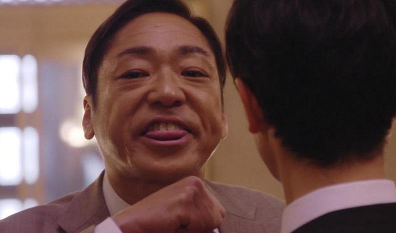 動画/半沢直樹2】大和田の恩返しとおしまいですのセリフが名言!death顔がヤバい! | ノンタメ!!